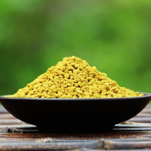 Organic Natural Premium Rapeseed Brassica Napus Honeybee Honey Bee Pollen 500g 1.1 lb