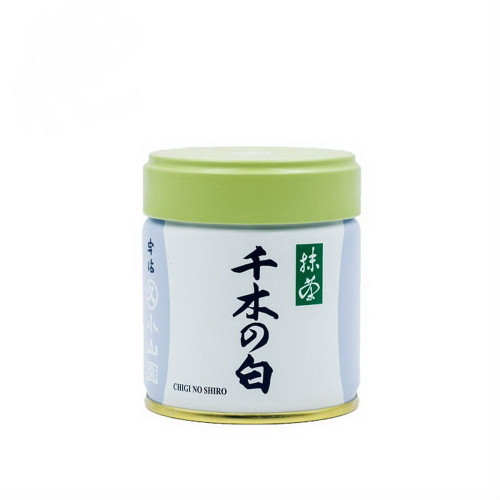 Marukyu Koyamaen Chigi No Shiro Ceremonial Usucha Matcha Powered Green Tea 40g