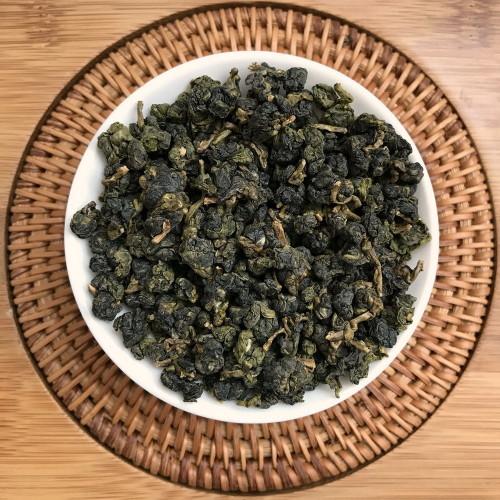 Premium Organic Shan Lin Xi Lightly Roasted Taiwan High Mountain Oolong Tea 500g