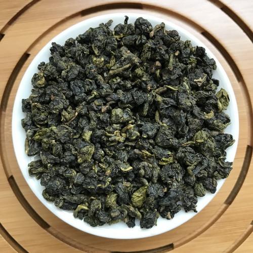 Organic Taiwan Ali Shan Ball Shaped Oolong Style Floral High Mountain Green Tea 500g