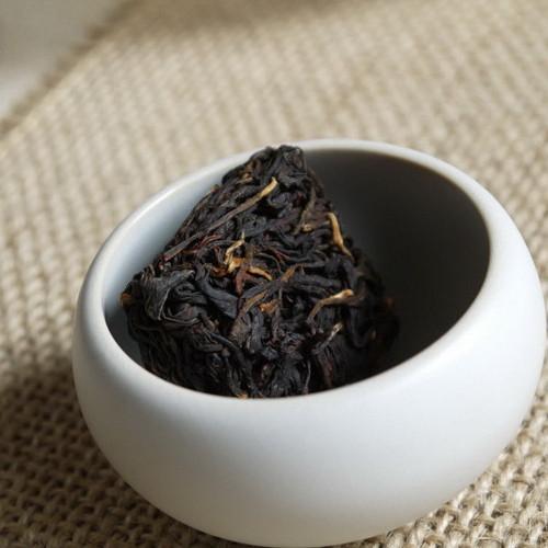Organic Zhang Ping Shui Xian Fujian Shui Hsien Narcissus Mini Black Tea Brick 5 Packs