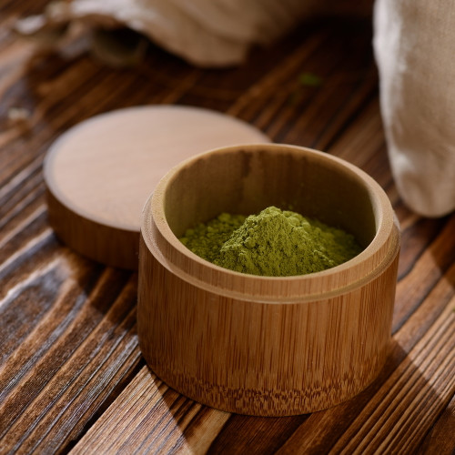 Top Grade Handmade Certified Organic Stone Ground Matcha Green Tea Powder 20g