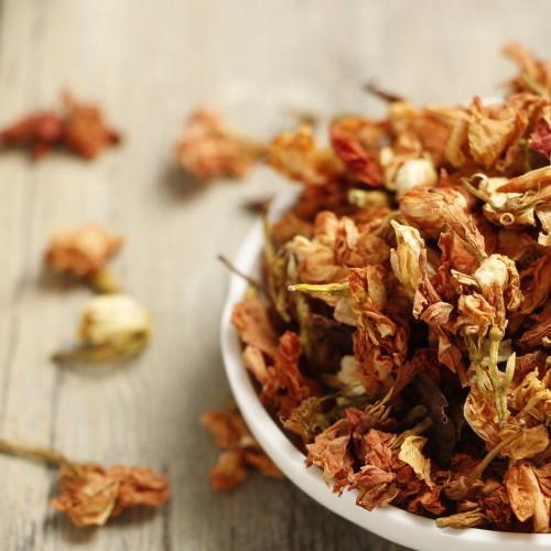 Dried Organic Luohanguo Grosvenorii Siraitia Monk Fruit Flowers Natural Herb Tea 500g