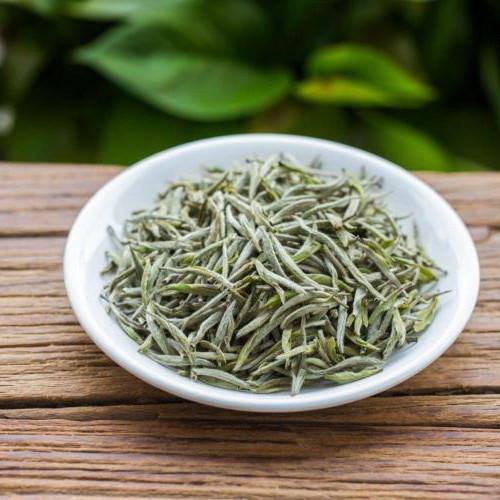 Nonpareil Organic Fuding High Mountain Bai Hao Yin Zhen Silver Needle White Tea 500g