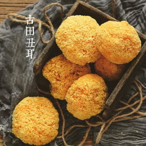 Organic Bai Mu Er Tremella Fuciformis Silver Ear Mushroom White Snow Fungus 500g