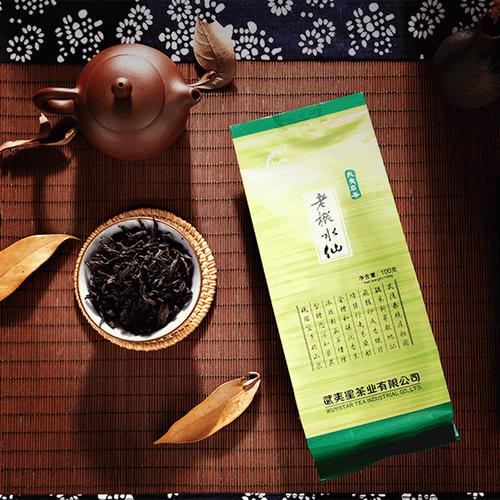 Wuyi Star Wuyi Lao Cong Shui Xian Oolong China Fujian Rock Tea Yan Cha 100g
