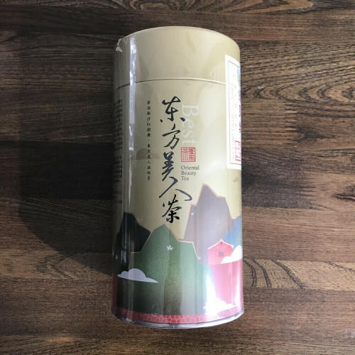One Plum Blossom Award Oriental Beauty Competition Grade Taiwan Bai Hao Oolong 150g