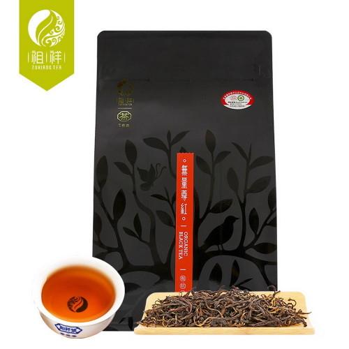 Certified Organic Yunnan Gold Tip Dianhong Dian Hong Gongfu Black Tea 180g
