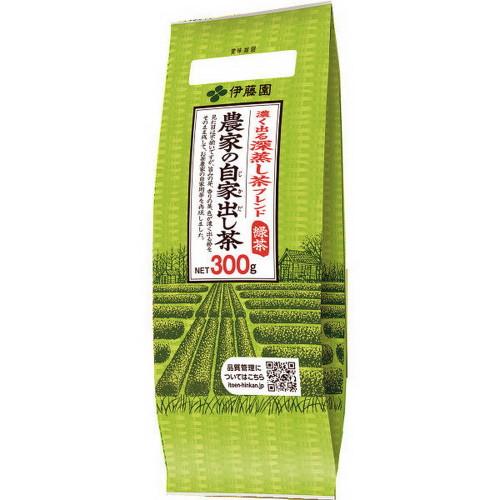 Kyoto Ito En Itoen Farmer's Home-grown Private Japanese Sencha Green Tea 300g
