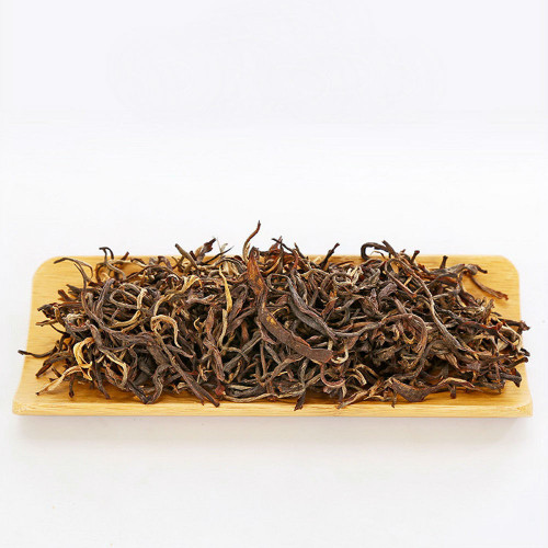 Certified Organic Yunnan Da Huang Cha Wild Big Arbor Tree Leaves Yellow Tea 500g