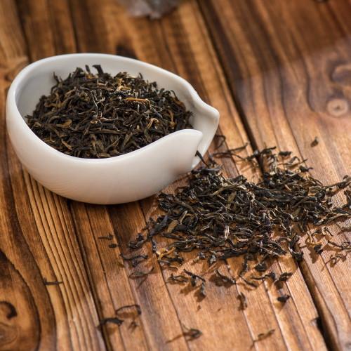 Gold Award Classical Imperial Dian Hong Organic Chinese Yunnan Gold Black Tea 500g