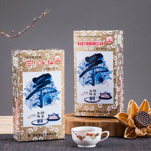 Sea Dyke San Yin Shui Xian Three Seals XT806 Wuyi Mountain Oolong Tea 110g