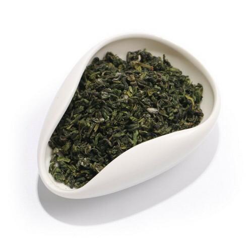 Top Pre-Ming Organic Yang Yan Gou Qing Goat Rock Green Hook Chinese Green Tea 500g
