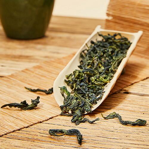 Premium Organic Taiwan Wen Shan Bao Zhong Pouchong Lightly Oxidized Oolong Tea 500g