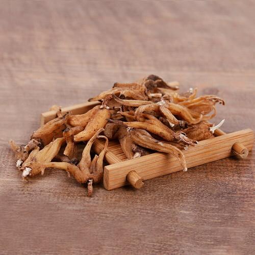 Organic Dried Wild Conic Gymnadenia Rhizome Conopsear Broyn Roots Tibetan Herb 500g