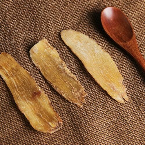 Organic Wild Tian Ma Gastrodia Tuber Root Slices Rhizoma Gastrodiae Chinese Herb 500g