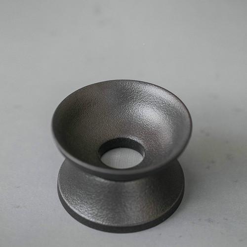 Round Ceramics Gongfu Tea Strainer