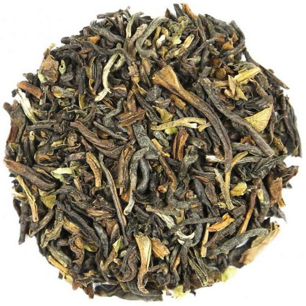 Organic Darjeeling Fine Tippy Golden Flowery Orange Pekoe 1st Flush Tea FTGFOP 500g