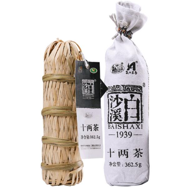 BAISHAXI Brand Shi Liang Cha Hunan Anhua Dark Tea 362g