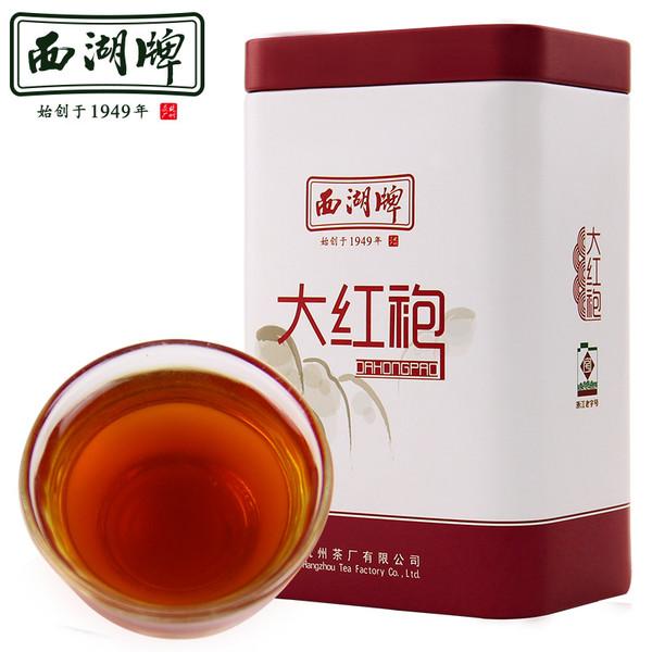 XI HU Brand Fujian Wuyi Da Hong Pao Big Red Robe Oolong Tea 150g