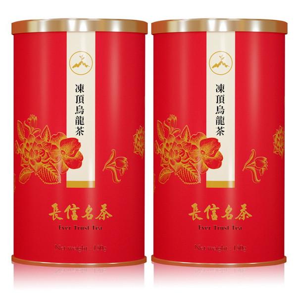EVER TRUST TEA Brand Taiwan Dong Ding Oolong Tea 150g*2