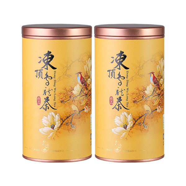 EVER TRUST TEA Brand Premium Grade Taiwan Dong Ding Oolong Tea 150g*2