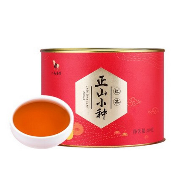 BAMA Brand Lapsang Souchong Black Tea 80g