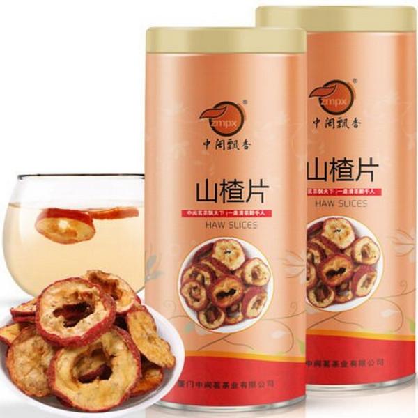 ZMPX Brand Hawberry Tea Dried Hawthorn Berry Crataegus Fruit Tea 100g*2
