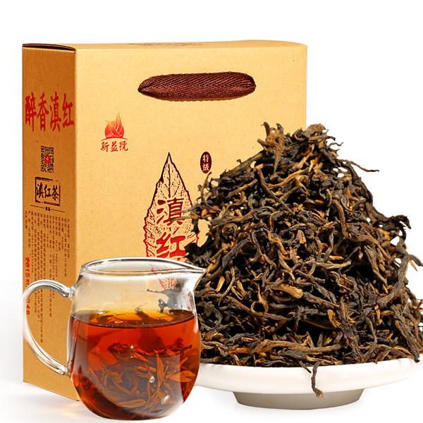 Xin Yi Hao Brand Zui Xiang Dian Hong Yunnan Black Tea 500g