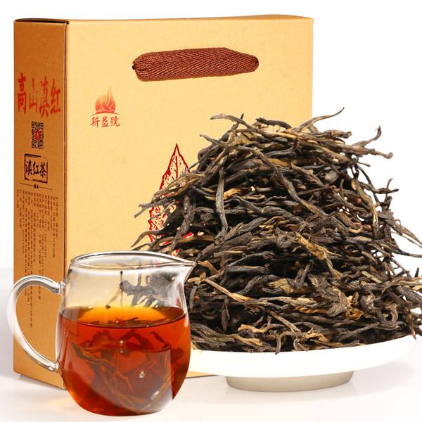 Xin Yi Hao Brand Gao Shan Dian Hong Yunnan Black Tea 500g