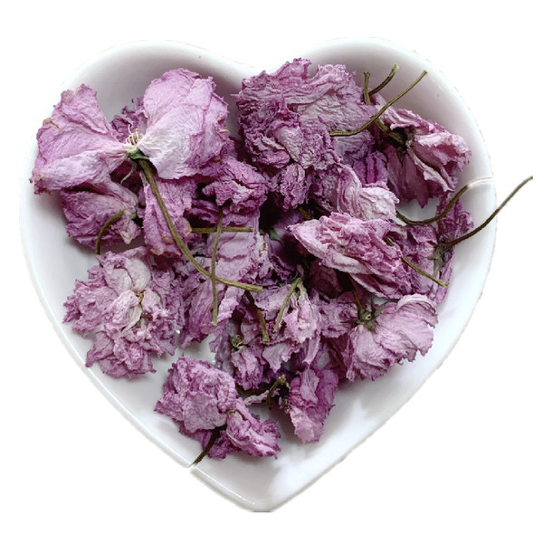 Organic Dried Japanese Sakura Cha Pink Cherry Blossoms Flower Tea 500g