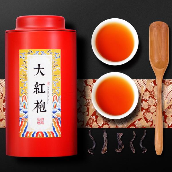 ZHONG MIN HONG TAI Brand Tan Bei Nongxiang Da Hong Pao Fujian Wuyi Big Red Robe Oolong Tea 100g
