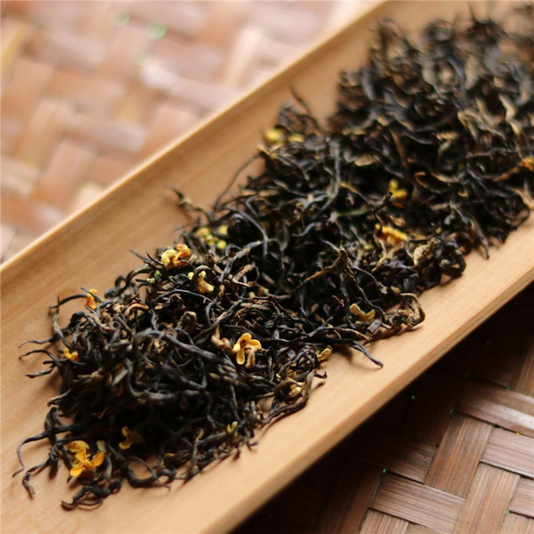 Supreme Organic Osmanthus Black Tea 500g