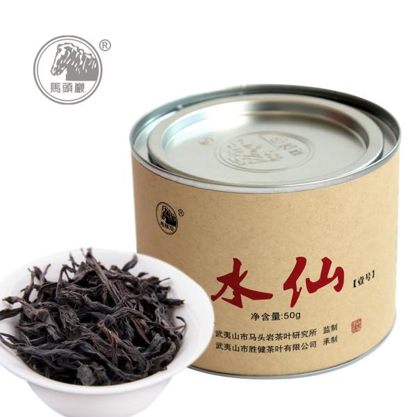 MATOUYAN Brand 1# Shui Xian Rock Yan Cha China Fujian Oolong Tea 50g