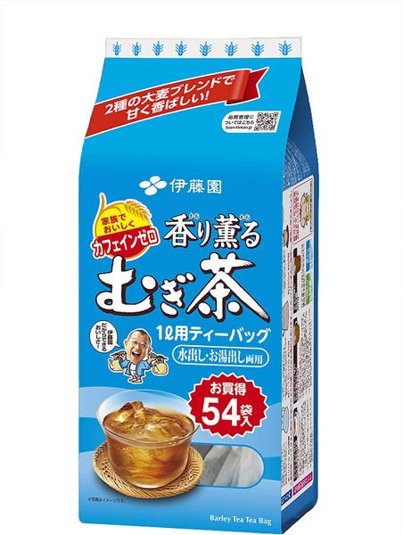Ito En Itoen Mugicha Japanese Barley Tea 54 Tea Bags