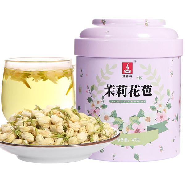 YIXIANGCHUN Brand Jasmine Bud Chinese Floral & Herbal Tea 40g