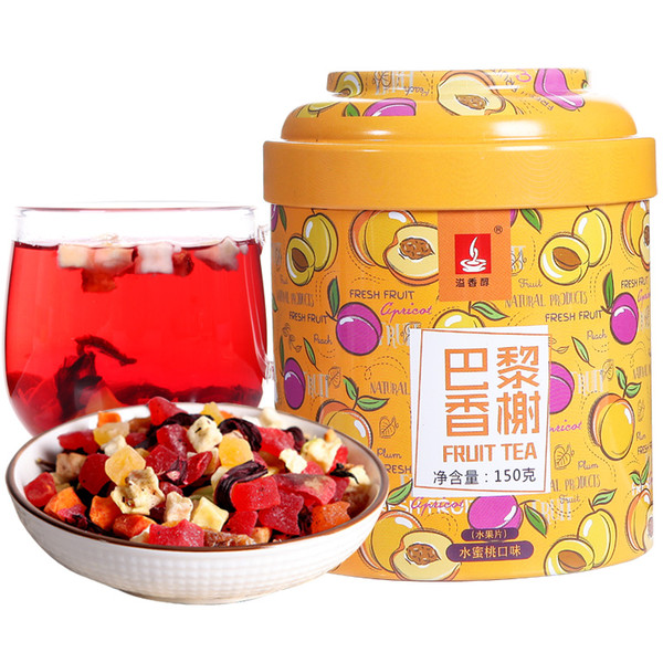 YIXIANGCHUN Brand Paris Xiang Xie Mixed Fuits Loose Herbal Tea 150g