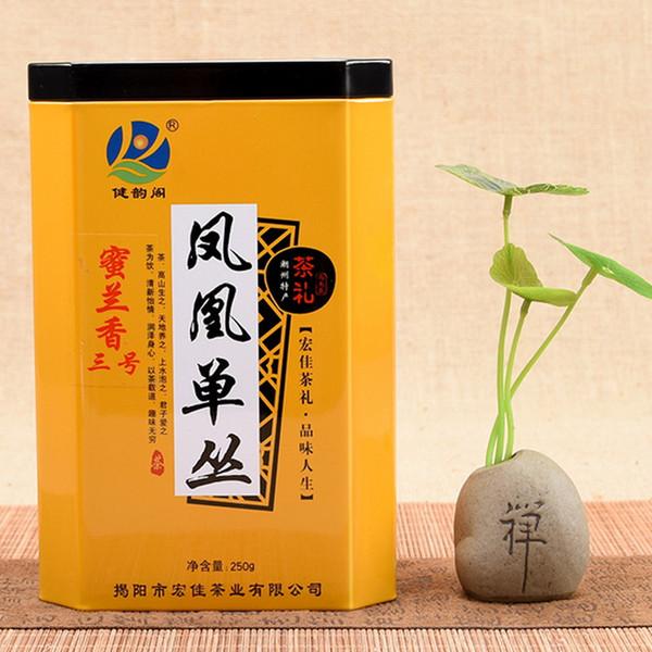 JIANYUNGE Brand Mi Lan Xiang 3# Nong Xiang Phoenix Dan Cong Oolong Tea 250g
