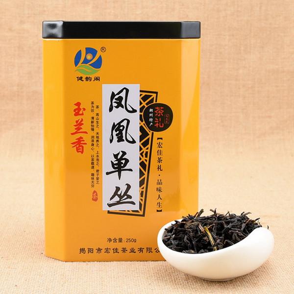 JIANYUNGE Brand Yu Lan Xiang Qing Xiang Phoenix Dan Cong Oolong Tea 250g