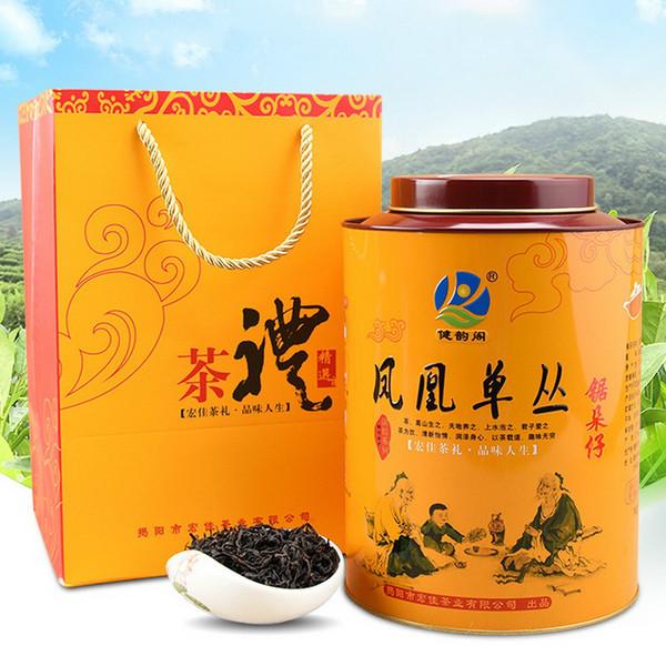 JIANYUNGE Brand Almond Aroma Ju Duo Zi Phoenix Dan Cong Oolong Tea 500g