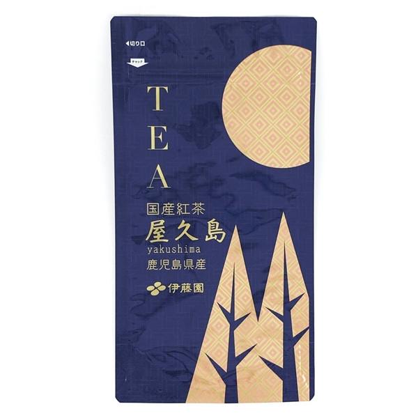Ito En Itoen Kagoshima Black Tea Yakushima 10 Black Tea Bags