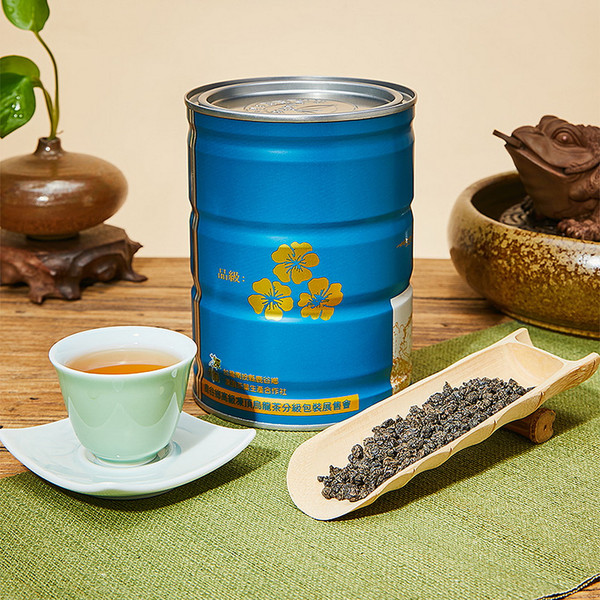Three-Plum-Flower Qing Xin Group Taiwan Competition Dong Ding Oolong Tea 300g