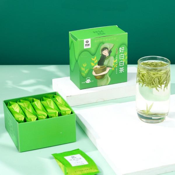 FANGYU Brand So White Ming Qian First Plucked An Ji Bai Pian An Ji Bai Cha Green Tea 33g