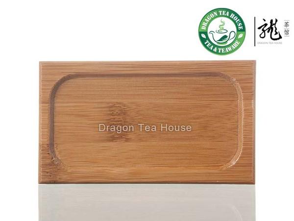 Bamboo Rectangle Coaster * Teacup Serving Tray 11*6 cm