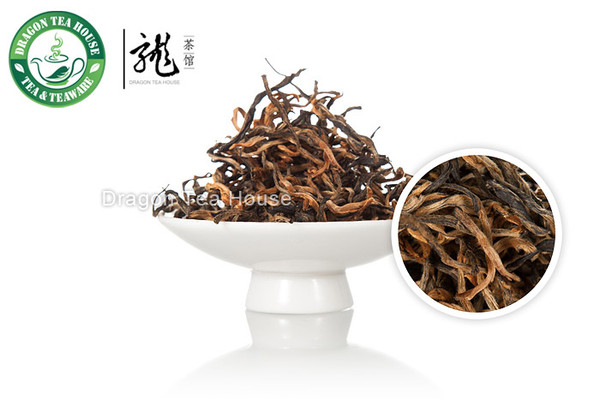 Supreme Golden Bud Dian Hong * Yunnan Black Tea 500g