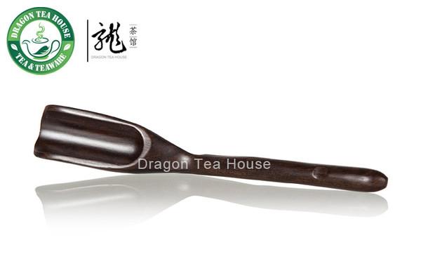 Ebony Tea Scoop * China Gongfu Tea Ceremony Utensil