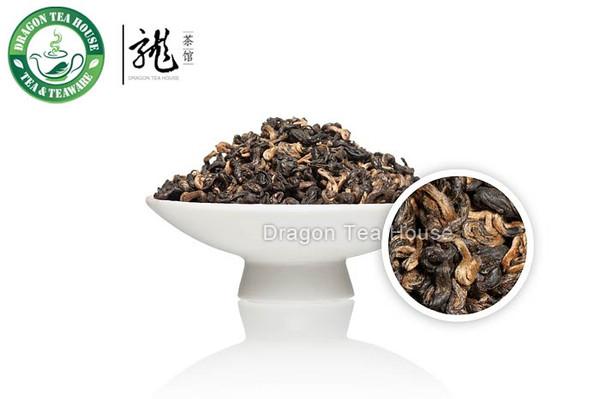 Golden Snail * Chinese Handmade Black Tea 500g