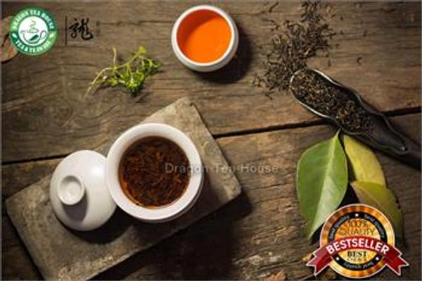 Imperial Gold Award Organic Smoky Lapsang Souchong Top Smoked China Black Tea 500g