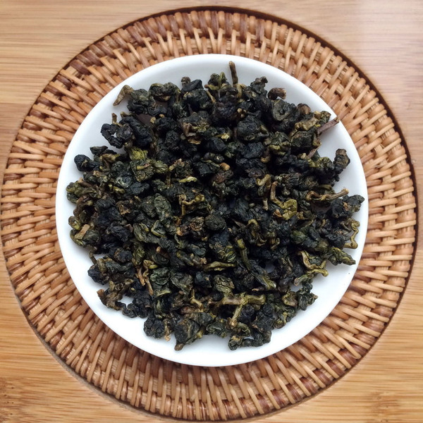 Organic Premium Dual Fifth May Harvest Taiwan High Mountain Oolong Taiwanese Tea 500g 1.1 lb