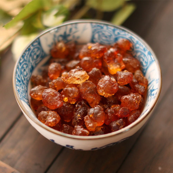 Wild Natural Nourishing Tao Jiao Peach Resin Gum Jelly Edible Dried Chinese Food 500g 1.1 lb
